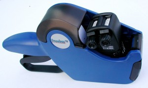 Freedom 2-line Labeler from TST Graphic Solutions